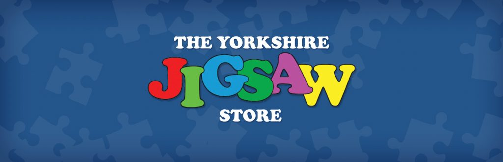 The Yorkshire Jigsaw Store. Jigsaw Puzzles Logo